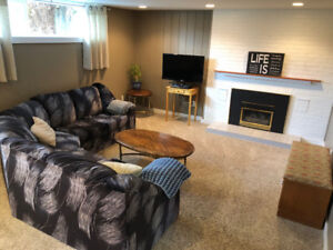 Fully Furnished Semi-Private Suite - Nelson
