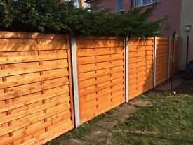 We supply and install any type of fence and the gates! No job is too small or too big