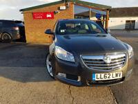 2012 Vauxhall/Opel Insignia 2.0CDTi 16v DIESEL ( Nav ) ecoFLEX SRi