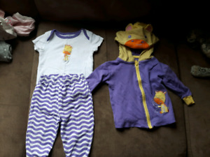 Girls 6 month outfits