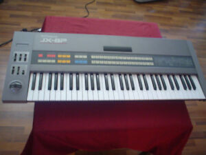 Vintage analog synthesizer Roland JX8P for sale or trade