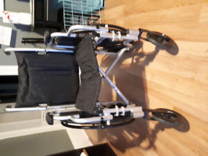 Manual/ transport wheelchair