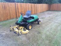John Deere Mower - Diesel engine! Trade offers welcome too.