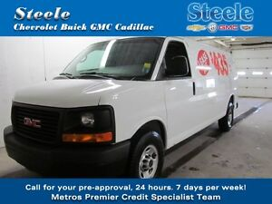 2015 GMC SAVANA 2500 Long Wheel Base Business on Wheels....