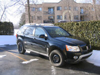 2007 Pontiac Torrent Camionnette