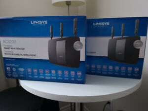 Linksys AC3200 Tr-Bank Routers