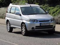 2002/02 Honda HR-V 1.6i, 4x4 only 66000 miles