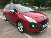 2012 Peugeot 3008 E-HDI ALLURE Semi Auto Hatchback Diesel Automatic