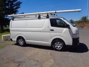 2010 Toyota Hiace Van/Minivan