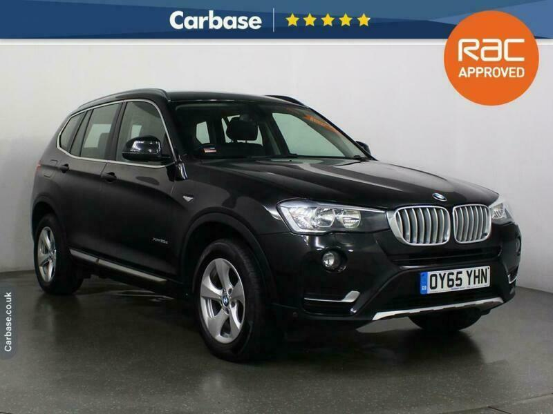 2015 Bmw X3 Xdrive20d Xline 5dr Suv 5 Seats Suv Diesel Manual