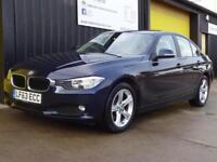 2013 (63) BMW 320 2.0d 184 SE Diesel *Pro nav & Leather* £30 road tax