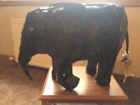 Handmade Metal Elephant