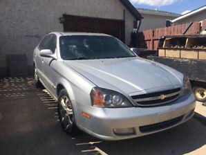 2006 Chevrolet Epica 1500$