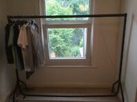 Clothes rail 6 foot (very sturdy)