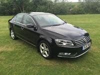 Volkswagen Passat 2.0TDI ( 140ps ) BlueMotion Tech SE 2011