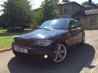 2008 BMW 120D M-Sport 177BHP*FSH*HPI CLEAR*GENUINE EXAMPLE*