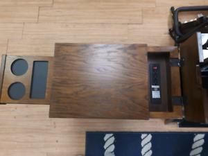 High Functional End Table