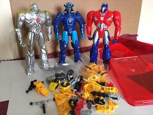 Hasbro transformers very new condition
