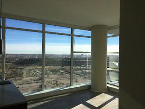 New 2 BR/2 BA Modern High-rise Condo - Victoria Park/Downtown