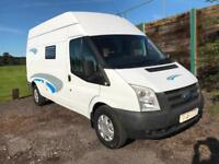 2007 Ford Transit Campervan With Cab A/C
