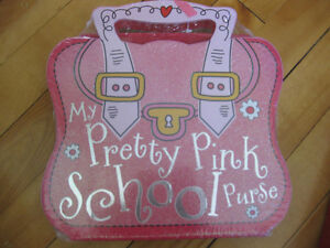 My pretty pink school purse Cornwall Ontario image 1
