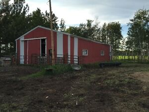 PRICE REDUCED - Farm near Dawson Creek for sale