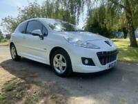 2012 Peugeot 207 1.4 Sportium 3dr HATCHBACK Petrol Manual