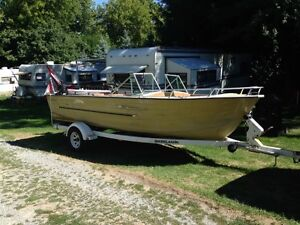 Classic Starcraft boat Motor and Trailer Kawartha Lakes Peterborough Area image 4