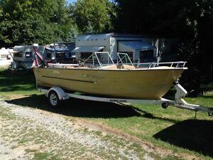 Classic Starcraft boat Motor and Trailer Kawartha Lakes Peterborough Area image 4