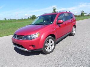 09 MITSUBISHI Outlander GT loaded awd mint
