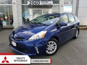 2014 Toyota Prius V Base  -  HYBRID ELECTRIC, BACK UP CAMERA, A/