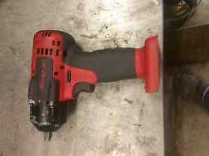 """3/8"""" drive 20 volt snap on impact 200 obo"""