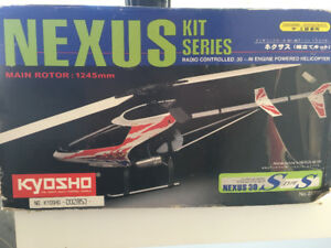 Kyosho Nexus 30 Remoted Controlled Helicopter