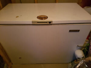 Kelvinator brand chest freezer