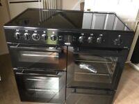 Beko 100cm Electric Range cooker