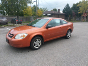 Chevrolet cobalt 2006 Safety included