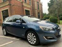 2014 Vauxhall Astra 2.0 ELITE CDTI S/S 5DR Estate Diesel Manual