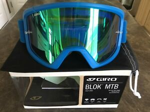 Giro Blok motocross or mtn bike goggle