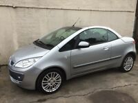 2009 Mitsubishi Colt czc, full years mot, only miles 35000 miles