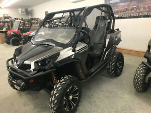 2013 CAN AM 1000 COMMANDER XT (SOLD PPU)
