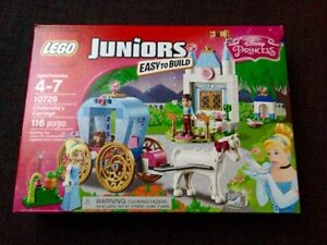 Lego Disney Princess Juniors, Cinderella's Carriage