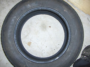 1 -Hancook All season  p225/65r17 like new $100 obo 1 tire only