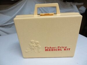Fisher Price Medical Kit, all complete.