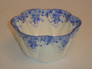 Selection of Shelley DAINTY BLUE China