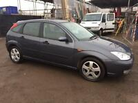 Ford Focus 1.6 2004 Manual Petrol - NEW 12 Months MOT -LOW MILEAGE