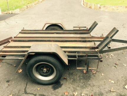 Motorbike Trailer x 3 bike Berwick Casey Area Preview
