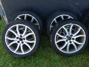 "18"" rims for Ford Focus or similar"