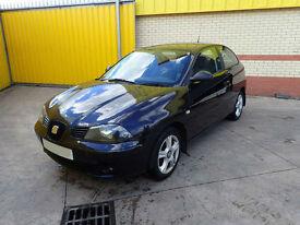 2004 SEAT IBIZA SX 1.4 PETROL 5 SPEED MANUAL