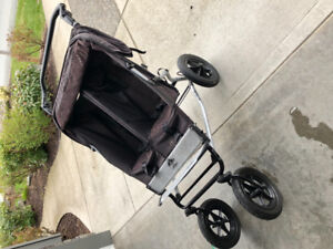 Mountain Buggy Urban Double Stroller