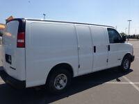 2005 Chevrolet Express cargo , Van